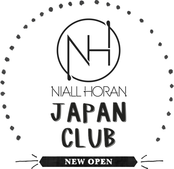 NIALL HORAN JAPAN CLUB